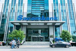 Giao dịch 'chui' cổ phiếu, vợ sếp phó Sacombank bị xử phạt
