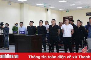 Xét xử vụ án liên quan đến đường dây 'tín dụng đen' Nam Long: Nguyễn Đức Thành lĩnh án 10 năm 6 tháng tù