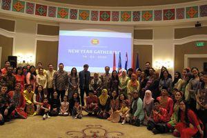 Văn hóa, ẩm thực Việt Nam tỏa sáng qua cuộc thi nấu ăn giữa đại sứ quán các nước ASEAN tại Kazakhstan