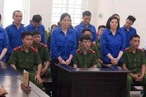 Giữ nguyên 10 án tử hình trong đường dây ma túy xuyên Bắc-Nam