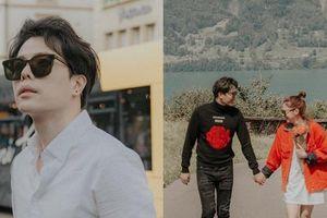Chia tay nhưng vẫn xuất hiện tình tứ bên Liz Kim Cương, Trịnh Thăng Bình nói gì?