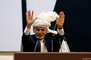 Tổng thống Afghanistan Ashraf Ghani tái đắc cử nhiệm kỳ 2