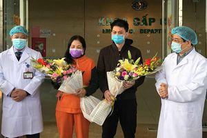Thêm 4 bệnh nhân nhiễm COVID-19 được chữa khỏi