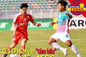 Công Phượng vào 'tâm bão' đấu AFC Cup; Trung Quốc đá 'chay'