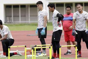 Tuyển thủ Indonesia kiệt sức với giáo án của HLV Shin Tae-yong