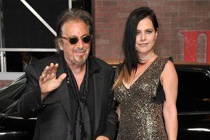 Bạn gái chia tay Al Pacino vì khoảng cách 39 tuổi