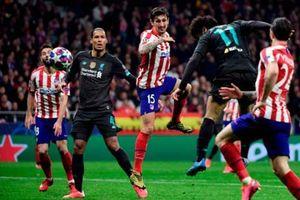 Saul Niguez giúp Atletico thắng tối thiểu Liverpool