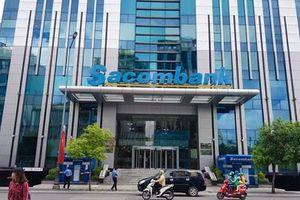 Vợ sếp Sacombank bị phạt vì mua cổ phiếu STB