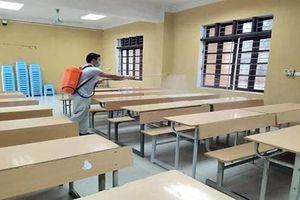 Vĩnh Phúc tiếp tục cho học sinh nghỉ học đến hết tháng 2