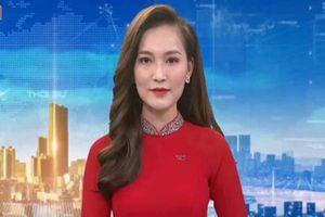 Nữ BTV VTV 'lên sóng giờ vàng' có gì khiến dân mạng đảo điên?