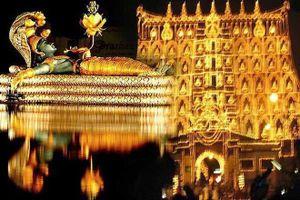 Ngôi đền dát 680kg vàng, chứa kho báu cả nghìn tỷ đô nằm ở quốc gia nào?