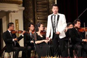 Giọng opera số 1 Việt Nam Vũ Mạnh Dũng qua đời ở tuổi 43