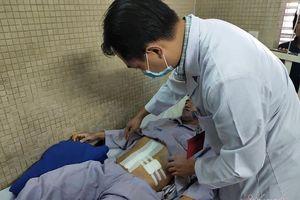 Người đàn ông đi thẩm mỹ viện đánh tan mỡ không hết, phát hiện khối u khủng