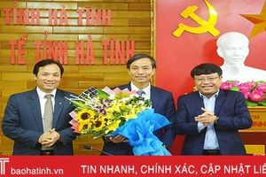 Chủ tịch UBND huyện Lộc Hà làm Phó Trưởng BQL Khu kinh tế Hà Tĩnh