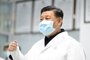Chủ tịch Trung Quốc khẳng định tăng cường hợp tác y tế với Pháp