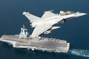 Tàu sân bay Pháp uy hiếp nghiêm trọng căn cứ quân sự Nga tại Syria