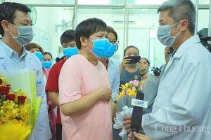 TP. Hồ Chí Minh: 3 bệnh nhân nhiễm Covid-19 đã khỏi bệnh