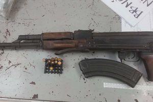 Khẩu súng AK Tuấn Khỉ bắn chết 5 người của 1 người quen