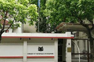 Địa chỉ đại sứ quán Singapore tại Việt Nam
