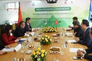 Doanh nghiệp Việt -Hàn hợp tác phát triển công nghệ xanh
