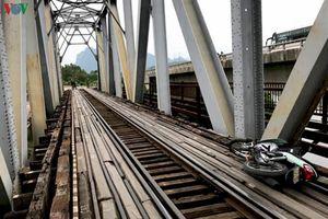 Tai nạn trên cầu đường sắt tại Quảng Bình khiến 1 người chết
