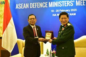 Thái Lan, Indonesia đề cao hợp tác quốc phòng với Việt Nam