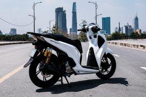 Honda SH 150i với gói độ 150 triệu đồng của biker TP.HCM