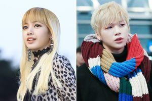 Lisa và 9 sao Hàn Quốc lên đời nhan sắc nhờ nhuộm tóc vàng