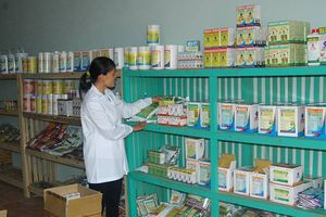 Đề xuất các loại thuốc thú y phải kê đơn