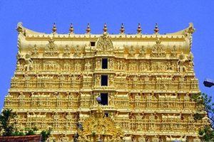 Ngôi đền dát hơn nửa tấn vàng chứa kho báu giàu có nhất TG