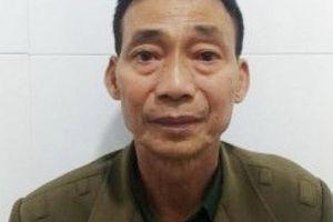 Hà Tĩnh: Bắt giữ cụ ông 60 tuổi lừa 'chạy' trường, chiếm đoạt hơn 100 triệu đồng