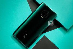 Redmi Note 9 lộ ảnh render với cụm camera vuông giống Huawei Mate 20
