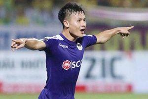 Top 5 cầu thủ Việt đắt giá nhất V.League 2020: Quang Hải chỉ xếp thứ 4