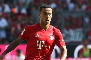 Gặp khó trong thương vụ Pogba, Juventus 'ngắm' Thiago Alcantara từ Bayern