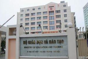Công bố Quyết định điều động, bổ nhiệm tân Thứ trưởng Bộ Giáo dục và Đào tạo