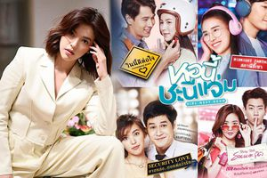 Trúc Anh (The Face) hóa siêu sao, yêu anh bảo vệ trong 'Girl Next Room' - Series phim hot tháng 3 của GMM25 Thái Lan