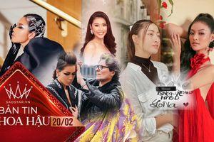 Minh Tú khoe thần thái sắc lạnh khiến fan nhớ Asia's Next Top Model, Thúy Vân tự hào dự án tâm huyết
