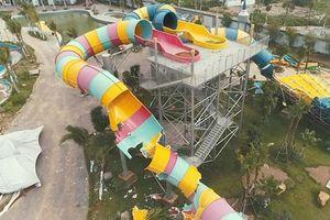 Từ ngày 19/2, bắt đầu thanh tra việc xây dựng trái phép và cưỡng chế Công viên nước Thanh Hà