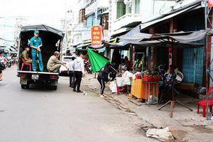 Bất cập ở chợ Phương Sơn