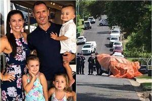 Cựu sao bóng bầu dục thiêu chết vợ và 3 con rồi tự sát