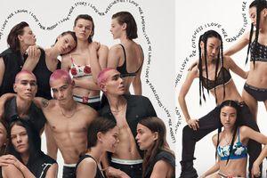Calvin Klein mang đến những thông điệp đầy ý nghĩa qua chiến dịch CK ONE