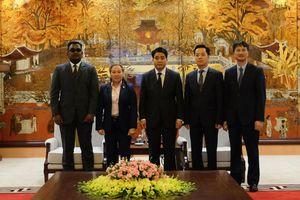 Giao lưu văn hóa là một trụ cột hợp tác giữa Hà Nội với Malaysia