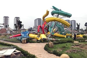 Hà Nội chính thức thanh tra vụ đập bỏ Công viên nước Thanh Hà