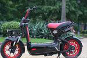 Công an quận Đống Đa tìm chủ sở hữu của 2 xe máy điện