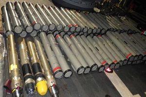 Hải quân Mỹ tiết lộ những vũ khí 'có một không hai' của Iran