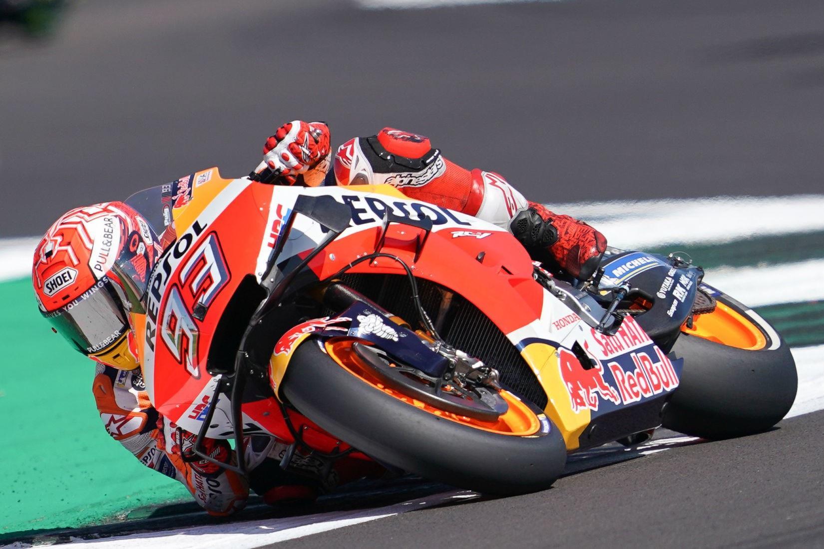 Honda lập hợp đồng lịch sử với Marc Marquez - tăng nỗi lo cho đối thủ