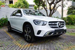 Chi tiết Mercedes-Benz GLC 200 4MATIC 2020 giá 2,04 tỷ lắp ráp tại VN