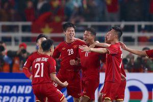 Bóng đá Việt Nam: Tin vào sức trẻ