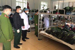 Các công dân đang cách ly tại Cao Bằng sức khỏe bình thường