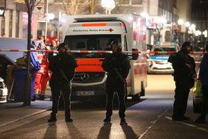 Xả súng tại Đức, 11 người thiệt mạng